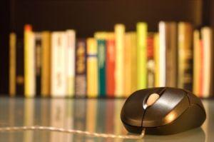 Livros e internet