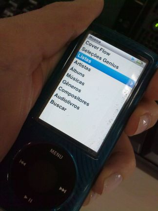 Como fazer listas no iPod Nano