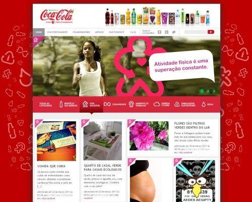 Viva Positivamente: o agregador de posts de sustentabilidade da Coca-Cola