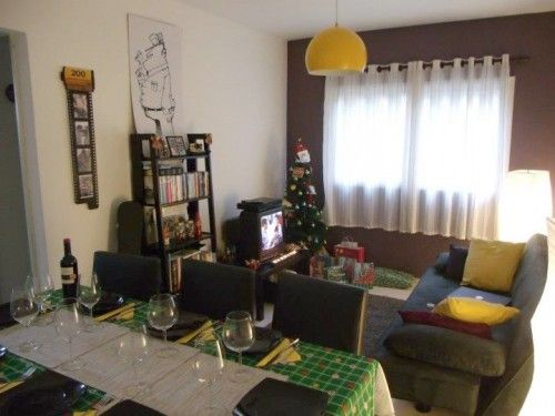 Decoração charmosa de apartamento pequeno: Aline e Gustavo.