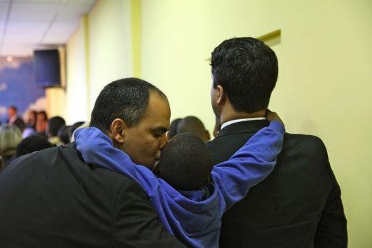 Igreja inclusiva: um refúgio para os cristãos gays. Foto: NickShindoStreet.