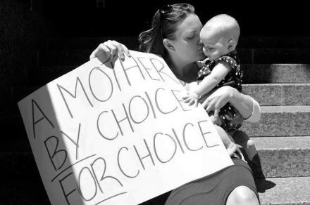 Mães pró-escolha