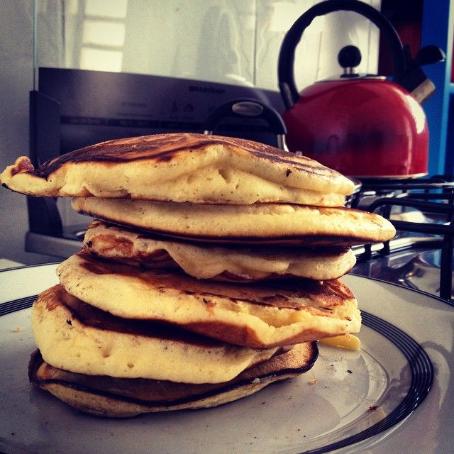 My pancake recipe