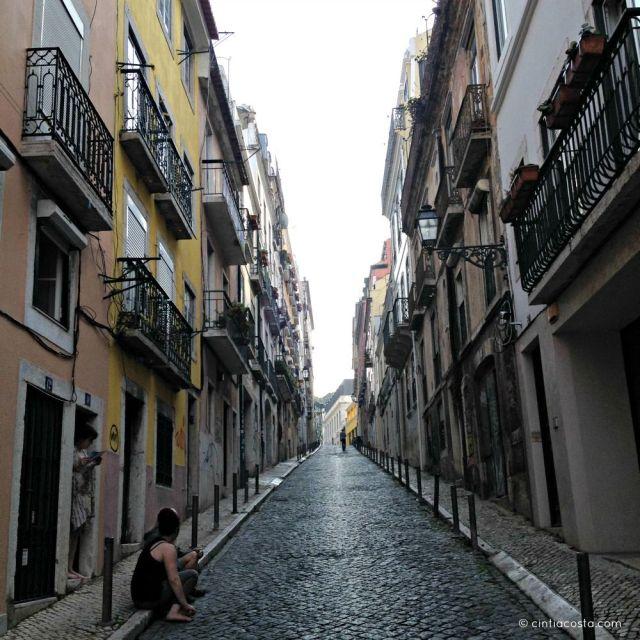 Lisboa, Portugal: Bairro Alto. Foto: cintiacosta.com
