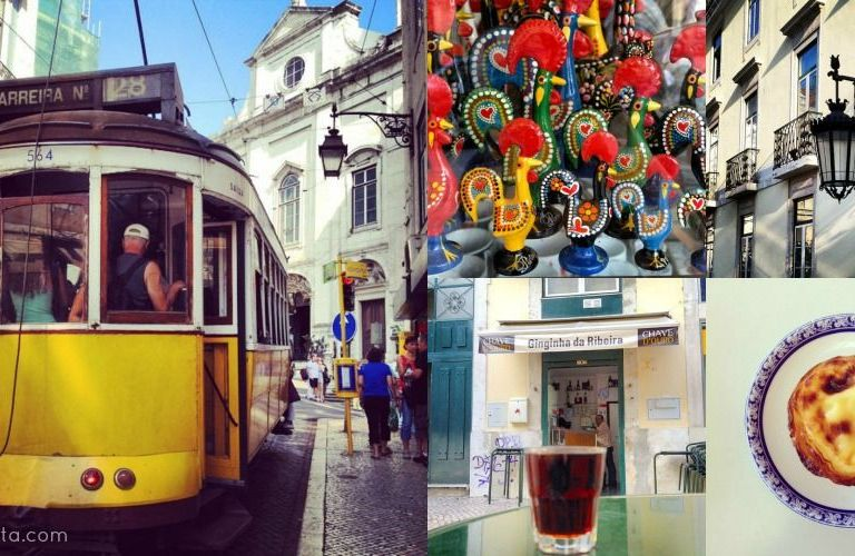 Lisbon, Portugal: travel guide