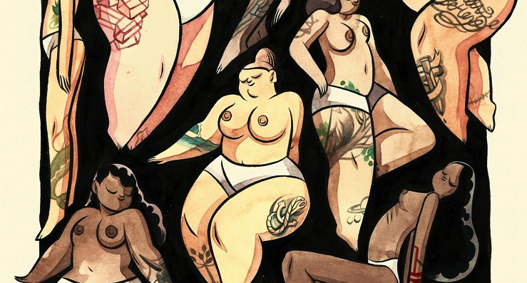 Links da semana #8: auto-estima, feminismo e burgers vegetarianos