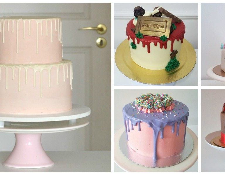 Os bolos mais lindos do ano