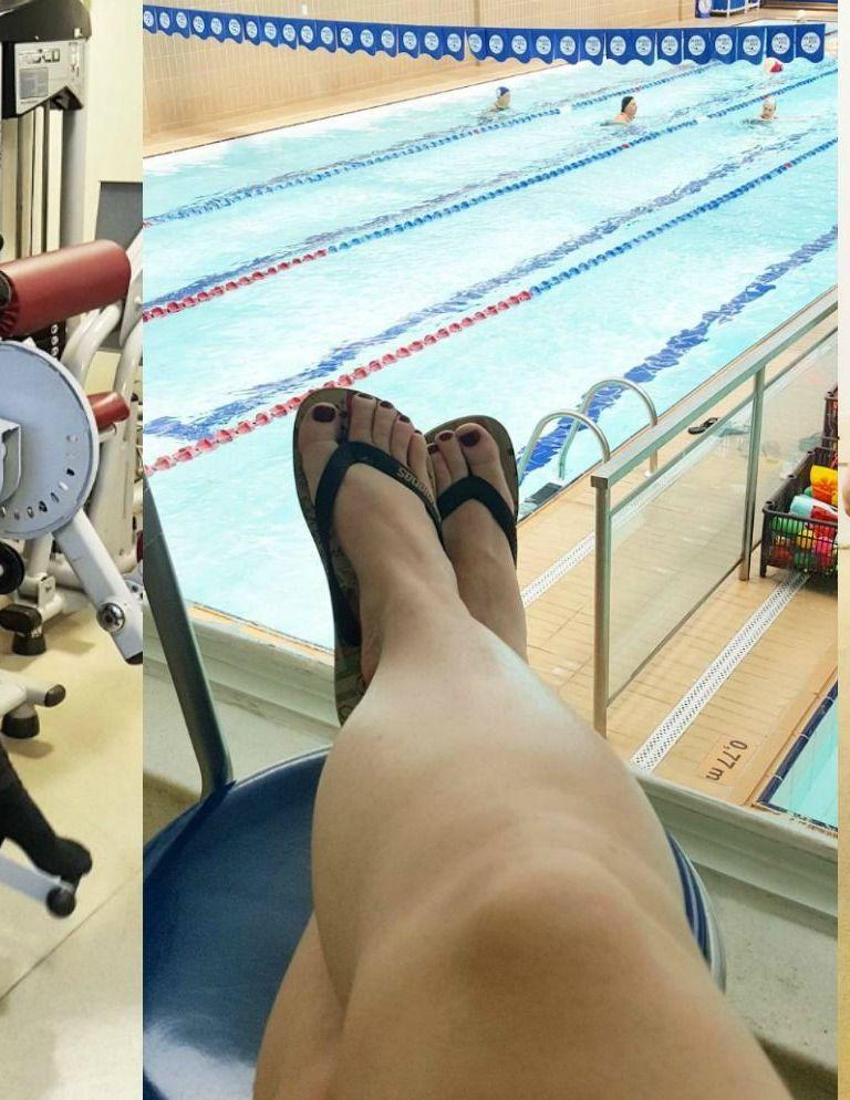 Cirurgia do joelho: fisioterapia e recuperação 8 meses depois da operação do menisco