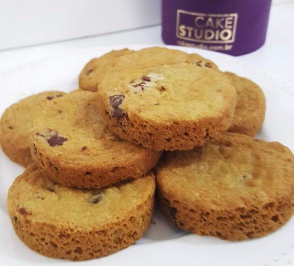 Receita do melhor cookie com gotas de chocolate