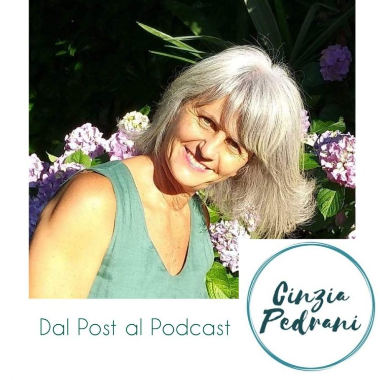 Cinzia Pedrani, dal Post al Podcast