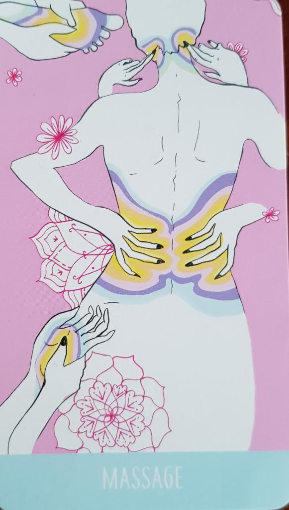 Massage, Vita da Host, Cinzia Pedrani
