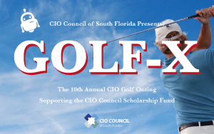 GOLF-X - the 10th Annual CIO Golf Outing - Sep 22 @ Jacaranda Golf Course | Plantation | Florida | United States