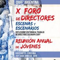 X Foro de Directores CIOFF 2019