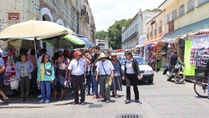 Adiós a miércoles sin ambulantes en la capital de Oaxaca - CIO