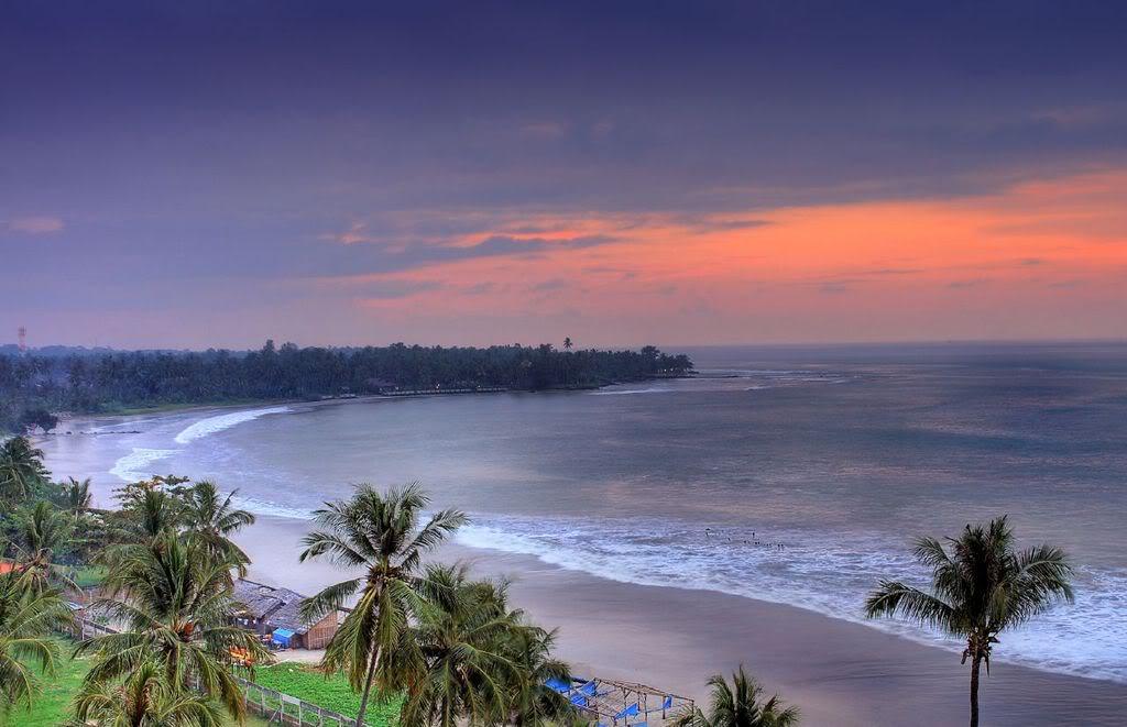 Pantai Anyer  World Tourism Indonesia