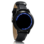 Abyss Lite - Japanese Inspired Blue LED Touchscreen Watch