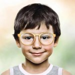 Miyosmart glasses for shortsightedness