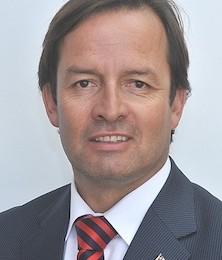 Felipe Rojas, consejero regional de Tarapacá