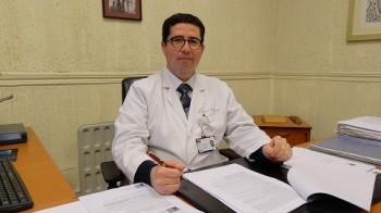 Dr. José Luis Sanhueza (Fuente: Hospital del Salvador)