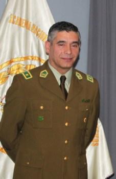 Gonzalo Blu, director nacional de Inteligencia de Carabineros (anepe.cl)