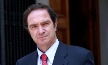 Hernán Larraín, presidente de la UDI.