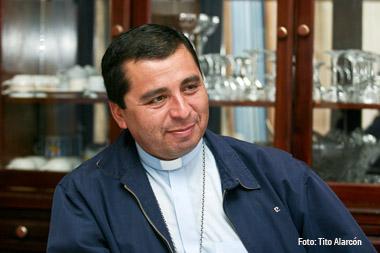 Ex obispo de Iquique Marco Antonio Órdenes