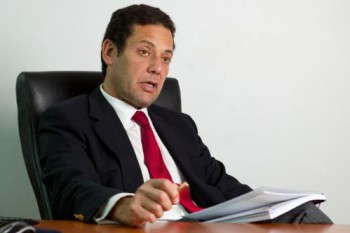 Joaquín Villarino, presidente del Consejo Minero.