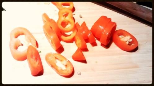 Organge Pepper