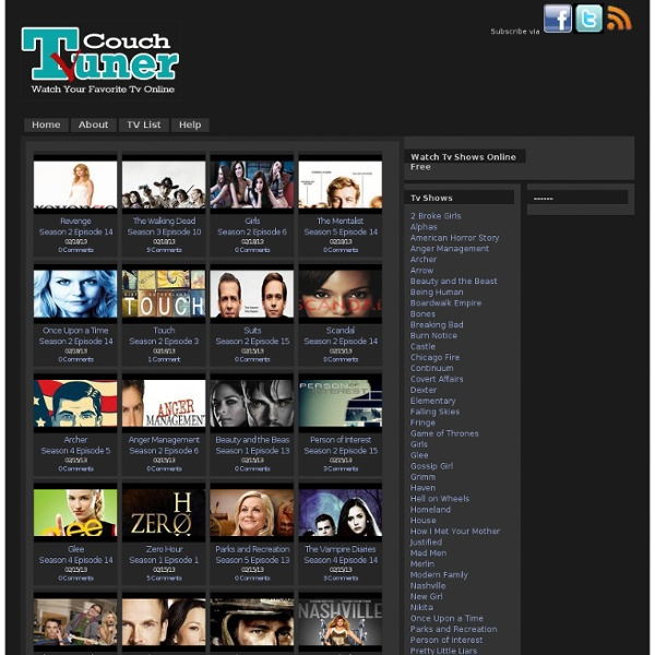 The Best TV Show Streaming Services CCD Engineering Ltd
