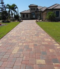 Different types of driveway surfaces.   CCD Engineering Ltd