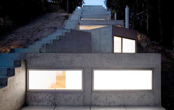 Iconic Tolo House by architect Alvaro Leite Siza  CCD