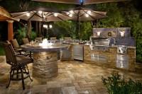 Small Backyard Kitchen Ideas