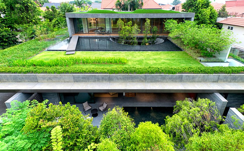 How To Utilize Your Flat Roof Design To Its Fullest Potential