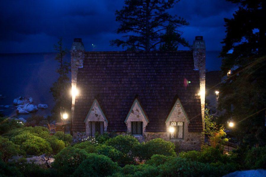 Thunderbird Lodge Lake Tahoe