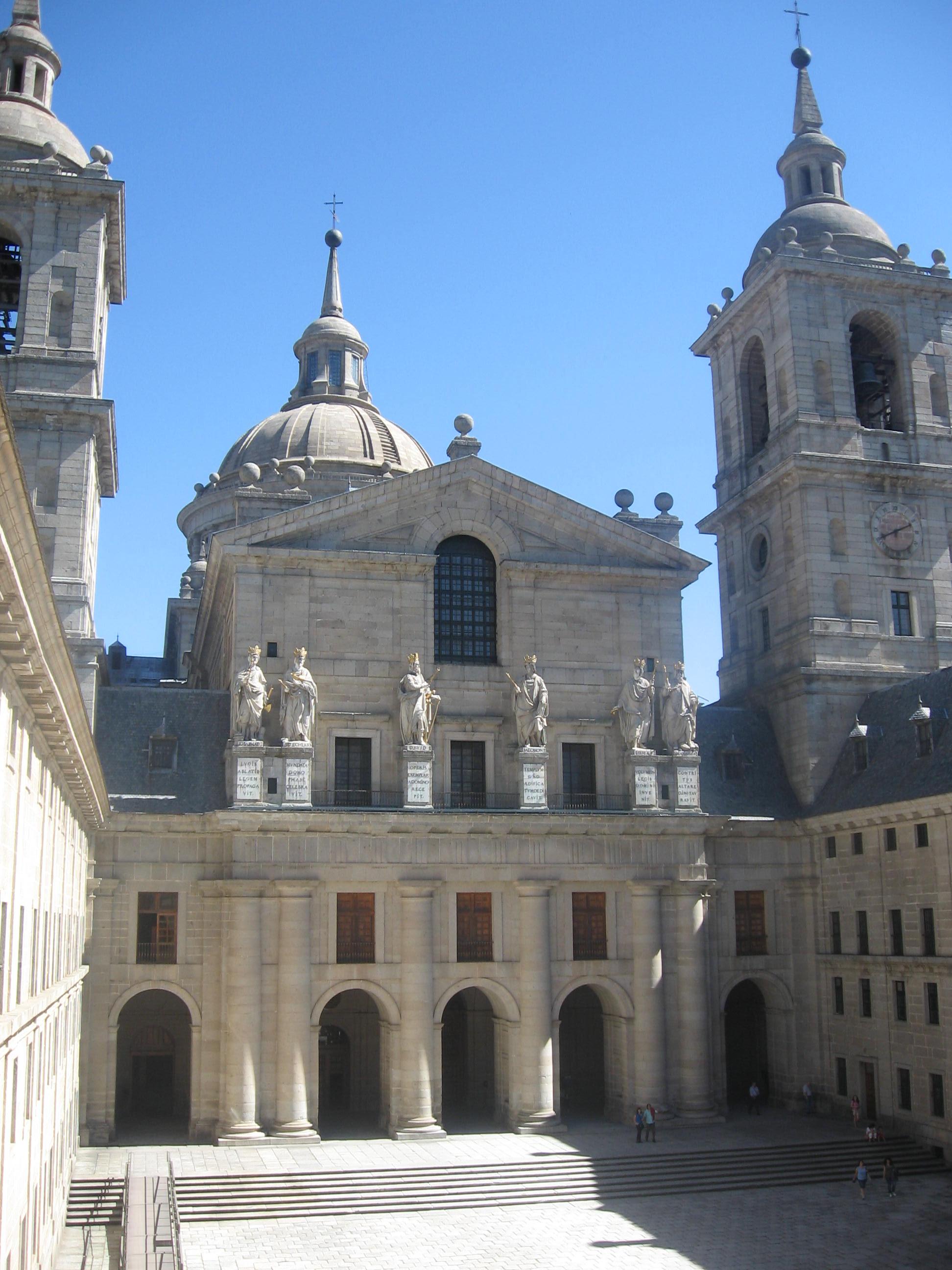 El Retablo de El Escorial y Felipe II Historia de un