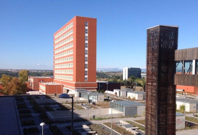 Facultad de Geografía e Historia de la Universidad Complutense de Madrid. Foto: ucm.es
