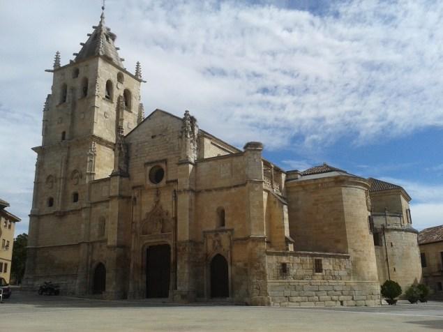 Iglesia de Torrelaguna. Vista exterior.