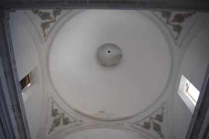 Cúpula de la antigua capilla del Sagrario. Foto: Cipripedia.