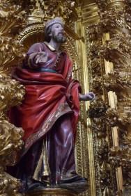Pedro Duque Cornejo. San Joaquín. Cartuja de El Paular. Madrid.