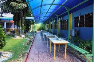 CIP Rest Area