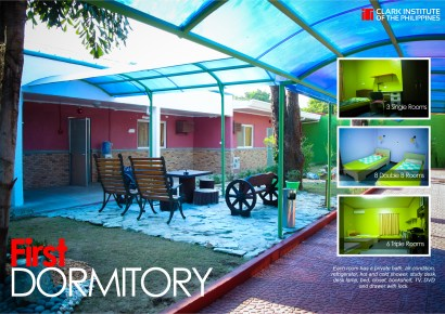 Third Dormitory