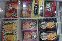 Kem Hàn Quốc bạn có thể tìm thấy ở bất kỳ siêu thị Hàn Quốc nào ở Korean Town!