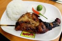 Cơm gà Mang Inasal! Mình có thể ăn món này hàng ngày mà không ngán đó!!!