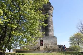 The Bismarckturm.