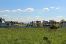 View of a part of the Gorbitz housing complex.