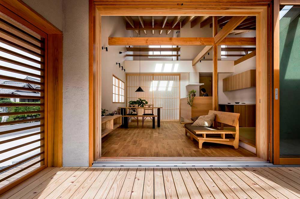 Get To Know The Style Of Japanese Minimalist House