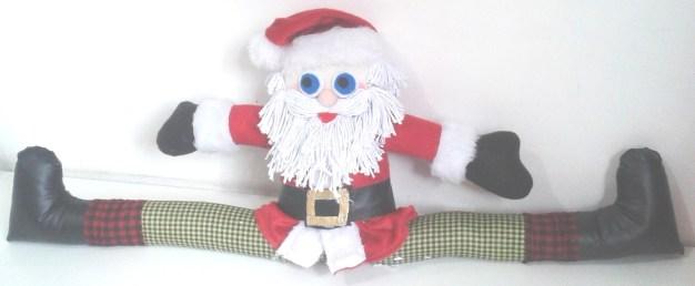 Cobra para porta Papai Noel