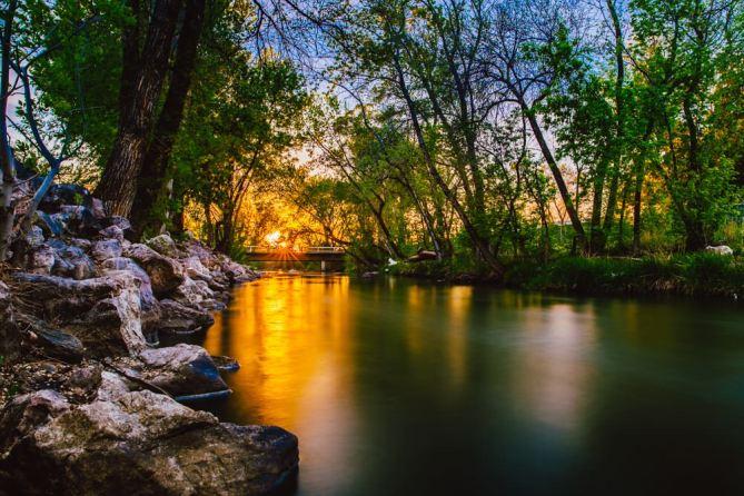 Ogden River Parkway Utah
