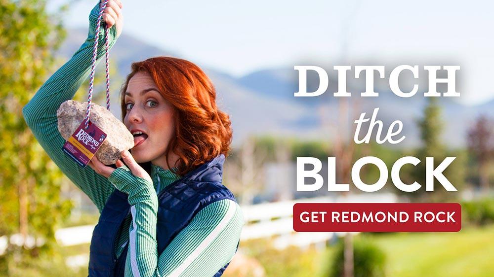 Redmond Equine Ditch the Block