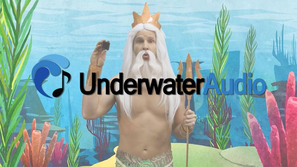 Underwater Audio Merman